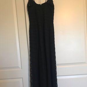 Tadashi Shoji Chiffon Formal Gown